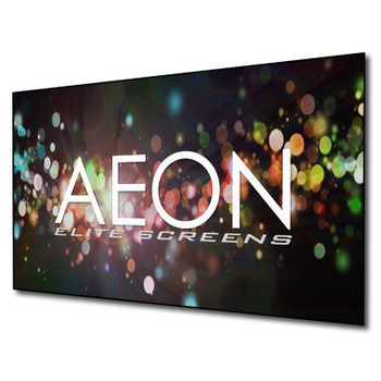Elite Screens Aeon CineWhite 100in 16:9 Fixed Edge-Free Projection Screen Product Image 2