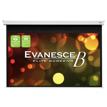 Image for Elite Screens Evanesce 110in 16:9 Motorised In-Ceiling Projection Screen AusPCMarket