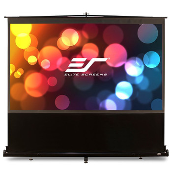 Image for Elite Screens ezCinema 80in 16:9 Floor Pull-up Projection Screen AusPCMarket