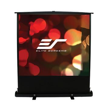 Image for Elite Screens ezCinema Plus 100in 4:3 Floor Pull-up Projection Screen AusPCMarket