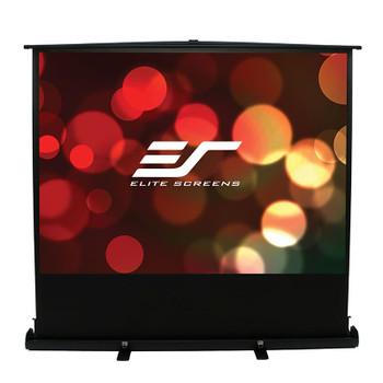 Image for Elite Screens ezCinema Plus 74in 16:9 Floor Pull-up Projection Screen AusPCMarket