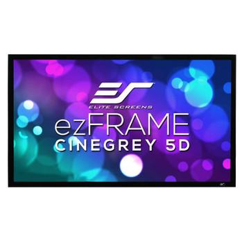 Image for Elite Screens ezFrame CineGrey 5D 120in 16:9 Fixed Projection Screen AusPCMarket