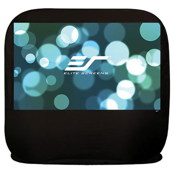 Image for Elite Screens Pop Up Cinema 92in 16:9 Portable Projection Screen AusPCMarket