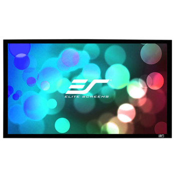 Image for Elite Screens Sable Frame 3D 120in 16:9 Fixed Projection Screen AusPCMarket