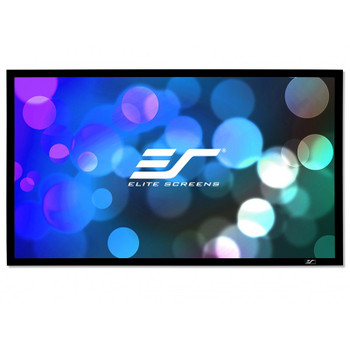Image for Elite Screens Sable Frame B2 110in 16:9 Fixed Projection Screen AusPCMarket