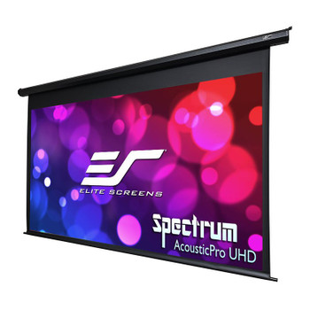 Elite Screens Spectrum AcousticPro UHD 100in 16:9 Motorised Projection Screen Product Image 2