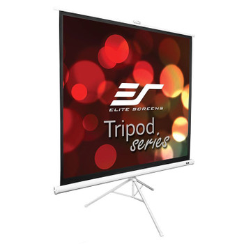 Image for Elite Screens Tripod 120in 4:3 Self-Supported Projection Screen - White AusPCMarket