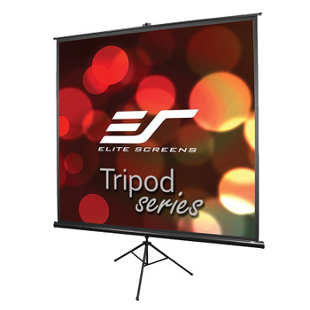 Image for Elite Screens Tripod 85in 1:1 Self-Supported Projection Screen AusPCMarket