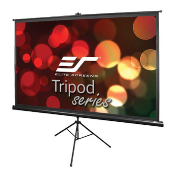 Image for Elite Screens Tripod 92in 16:9 Self-Supported Projection Screen AusPCMarket