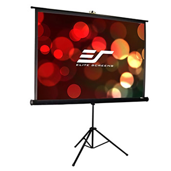 Image for Elite Screens Tripod Pro 85in 1:1 Self-Supported Portable Projection Screen AusPCMarket