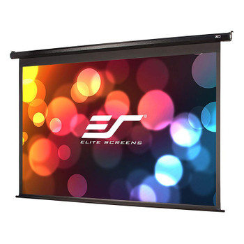 Image for Elite Screens VMAX2 106in 16:10 Motorised Home Theater Projection Screen - Black AusPCMarket