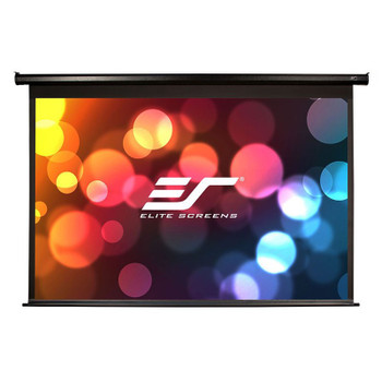 Elite Screens VMAX2 106in 16:10 Motorised Home Theater Projection Screen - Black Product Image 2