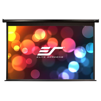Elite Screens VMAX2 110in 16:9 Motorised Home Theater Projection Screen - Black Product Image 2