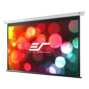 Image for Elite Screens VMAX2 130in 16:10 Motorised Home Theater Projection Screen - White AusPCMarket
