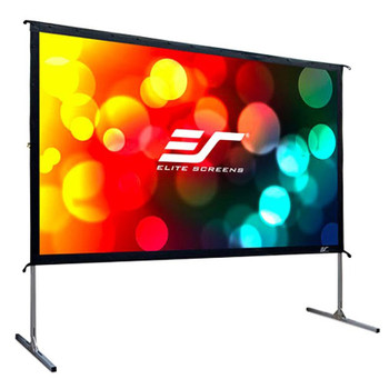 Image for Elite Screens Yard Master 180in 16:9 DynaBrite Outdoor Projection Screen AusPCMarket