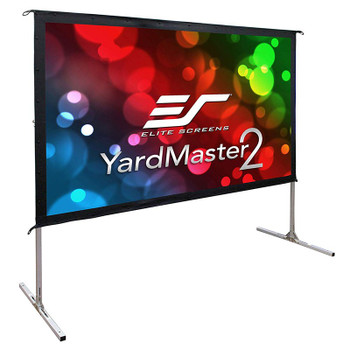 Image for Elite Screens Yard Master 2 110in 16:9 WraithVeil Outdoor Rear Projection Screen AusPCMarket