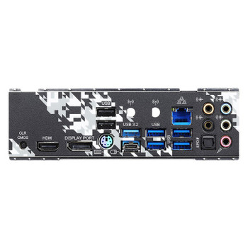 ASRock B550M Steel Legend AM4 Micro-ATX Motherboard Product Image 2