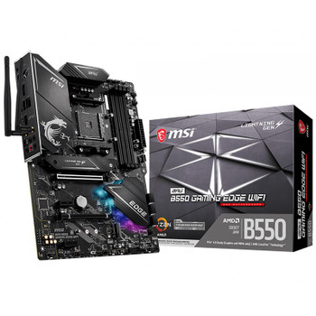 Image for MSI MPG B550 GAMING EDGE WIFI AM4 ATX Motherboard AusPCMarket