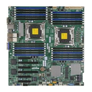 Image for Supermicro X10DRC-LN4+ LGA 2011 Enhanced E-ATX Motherboard AusPCMarket
