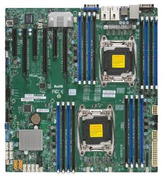 Image for Supermicro X10DRi Dual Socket LGA 2011-3 Motherboard - OEM Packaging AusPCMarket