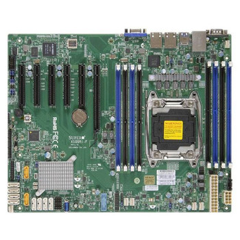 Image for Supermicro X10SRi-F LGA 2011-3 Motherboard - OEM Packaging AusPCMarket
