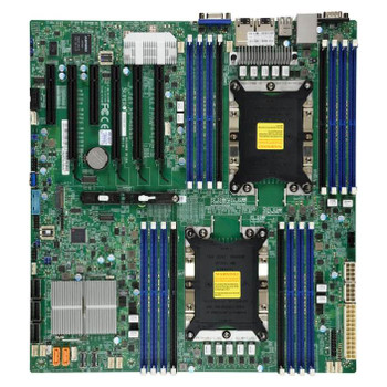 Image for Supermicro X11DPi-N Dual Socket LGA3647 Workstation Motherboard AusPCMarket