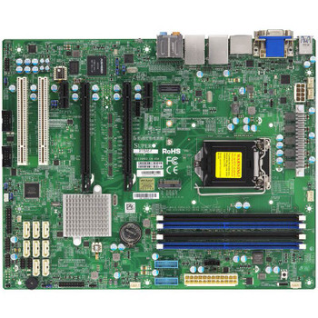 Image for Supermicro X11SAE LGA 1151 Motherboard - OEM Packaging AusPCMarket
