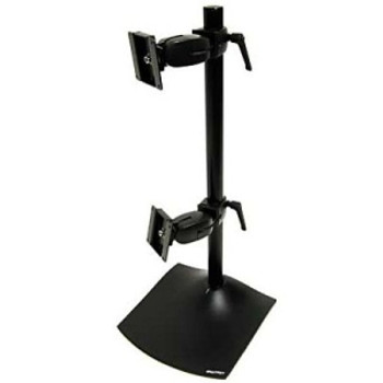 Image for Ergotron DS100 Dual LCD Display Vertical Desk Stand - Supports up to 24in Display AusPCMarket
