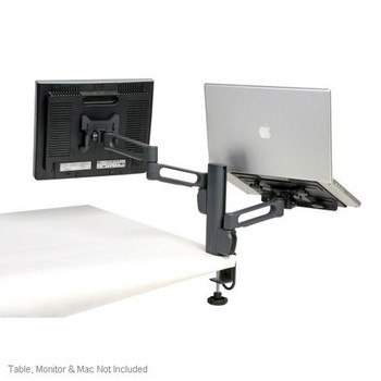 Image for Kensington SmartFit Column Mount Dual Monitor Arm AusPCMarket