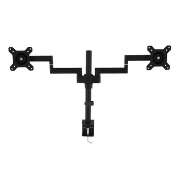 Image for Vision Mounts Dual LCD Monitor Extendable Arm Desk Mount 13in-27in AusPCMarket