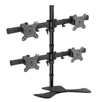 Image for Vision Mounts VM-MP340S Four Screen Adjustable Desk Bracket 15in-27in AusPCMarket