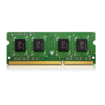 Image for QNAP 4GB DDR3L-1600 204Pin RAM Module SODIMM - RAM-4GDR3L-SO-1600 AusPCMarket