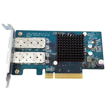 Image for QNAP LAN-10G2SF-MLX Dual-port 10Gigabit Ethernet SFP+ Network Expansion Card AusPCMarket