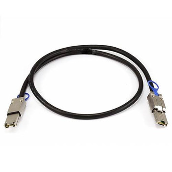 Image for QNAP Mini SAS Cable - 0.5 Metre - CAB-SAS05M-8088 AusPCMarket