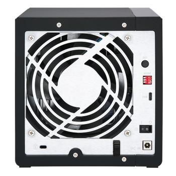 QNAP TR-004 4 Bay Diskless RAID Expansion Chassis for QNAP NAS Product Image 2