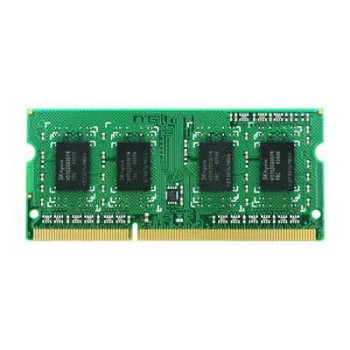 Image for Synology 4GB DDR3-1600 unbuffered SODIMM 204pin CL11 1.5V AusPCMarket