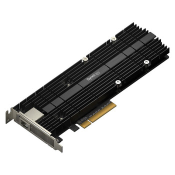 Image for Synology E10M20-T1 M.2 SSD & 10GbE Combo Adapter Card AusPCMarket