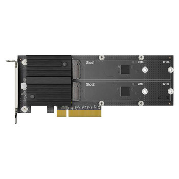 Synology M2D20 Dual-slot M.2 NVMe SSD Adapter Card Product Image 2