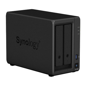 Synology DiskStation DS720+ 2-Bay Diskless NAS Celeron Quad Core 2.0GHz 2GB Product Image 2