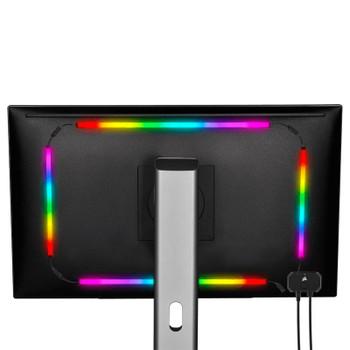 Corsair iCUE LS100 Smart Lighting Strip Start Kit Product Image 2