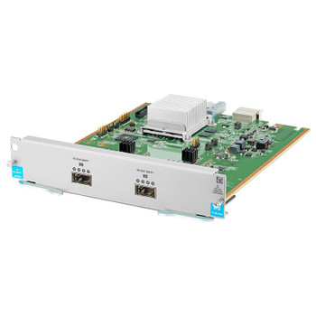 Image for HPE Aruba 2-Port 40GbE QSFP+ v3 ZL2 Module AusPCMarket