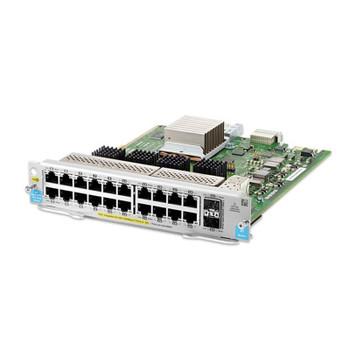 Image for HPE Aruba 20-Port 10/100/1000BASE-T PoE+ 4-Port 10GbE SFP+ MACsec v3 ZL2 Module AusPCMarket