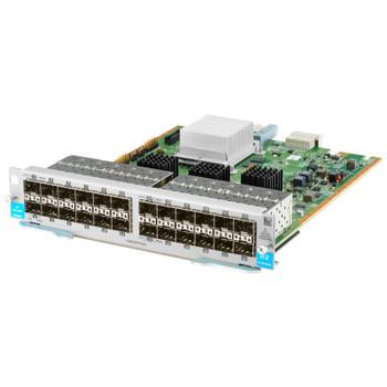Image for HPE Aruba 24-Port 10/100/1000BASE-T MACsec v3 ZL2 Module AusPCMarket