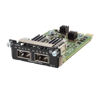 Image for HPE Aruba 3810M 2-Port QSFP+ 40GbE Module AusPCMarket
