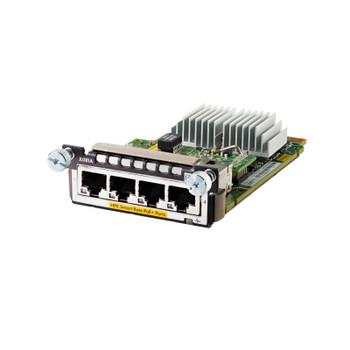 Image for HPE Aruba 3810M/2930M 4-Port Smart Rate 1G/2.5G/5G/10G PoE+ Module AusPCMarket