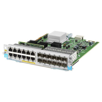 Image for HPE Aruba 5400R 12-port PoE+ / 12-port 1GbE SFP Module AusPCMarket