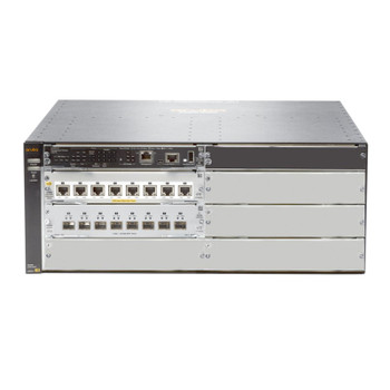 Image for HPE Aruba 5406R ZL2 8-Port Multi-Gigabit PoE+ 8-Port 10GbE SFP+ Switch - No PSU AusPCMarket