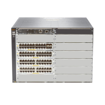 Image for HPE Aruba 5412R ZL2 92-Port GbE PoE+ 4-Port 10GbE SFP+ Switch - No PSU AusPCMarket