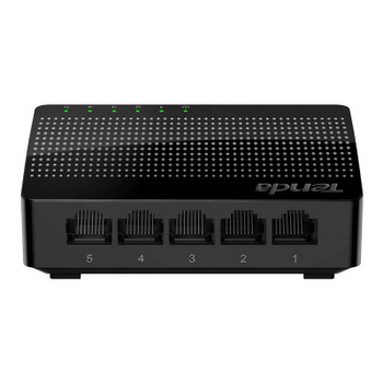 Image for Tenda SG105 5-Port Gigabit Ethernet Desktop Switch AusPCMarket