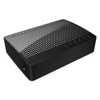 Tenda SG105 5-Port Gigabit Ethernet Desktop Switch Product Image 2